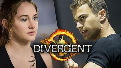 Divergent Tris Wallpapers Four Ten Tobias Action