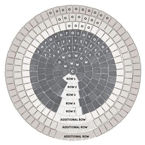 tumbled mm block paving circle original blend mtr diameter