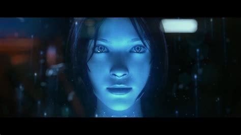 Halo Cortana Hd Wallpaper Wallpapersafari