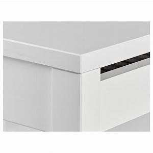 Tabouret Avec Rangement : hemnes tabouret avec rangement blanc ikea ~ Teatrodelosmanantiales.com Idées de Décoration