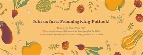 host  gratitude dinner evite