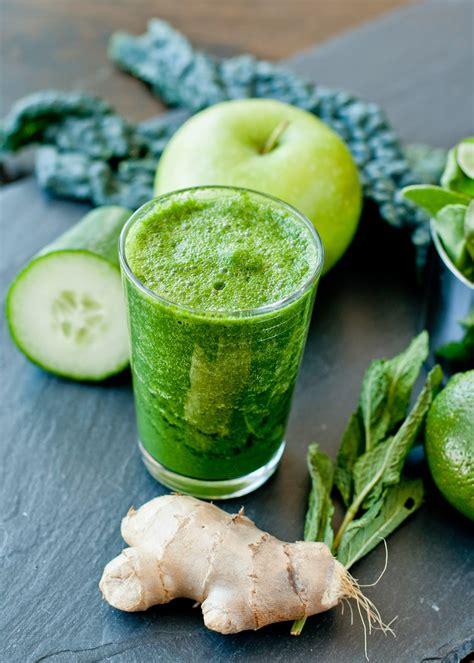 improv kitchen green smoothies