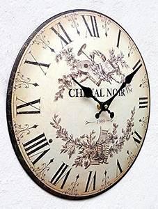 Vintage Wanduhr Groß Holz Metall : lilienburg wanduhr vintage k chenuhr metall emaille 2 redidoplanet ~ Bigdaddyawards.com Haus und Dekorationen