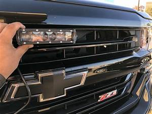 2017 Silverado Led Lights 2017 Silverado Front Grille Led Light Inserts Page 2