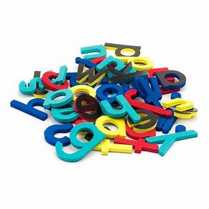 70 lowercase magnetic foam letters punctuation assorted With foam magnetic alphabet letters