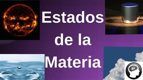 estados de la materia s 243 lido l 237 quido gaseoso plasma