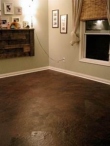 Paper Bag Flooring Upcycle Central: Transform Brown