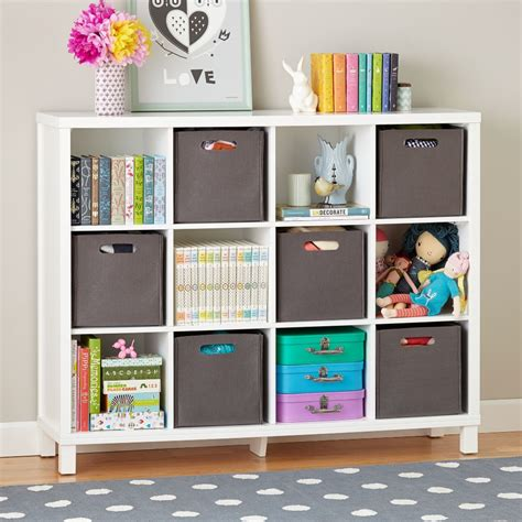 organizer with bookshelf bookcases bookshelves the land of nod