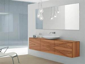 meuble salle de bain bois 35 photos de style rustique With meuble salle de bain design bois