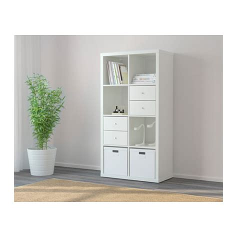 Curtain Room Dividers Ikea by Kallax Shelving Unit White 77x147 Cm Ikea