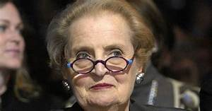 Rebuke Swift After Albright Declares: 'Special Place in ...