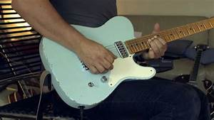 2010 Fender Custom Shop Telecaster  U0026quot La Cabronita U0026quot  Relic