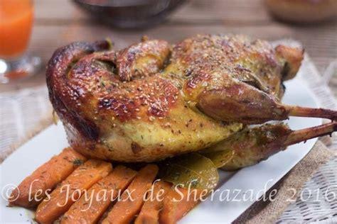recette cuisine four recette de pintade au four en cocotte blogs de cuisine
