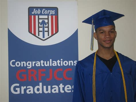 The Gerald R. Ford Job Corps Center Graduates 43 Students