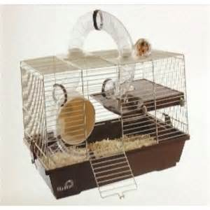 Hamster Cages with Tubes