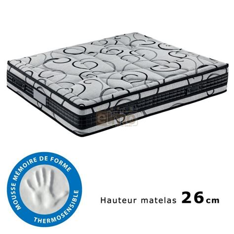 Matela A Memoire De Forme by Matelas Mousse M 233 Moire De Forme Enti 232 Rement D 233 Houssable