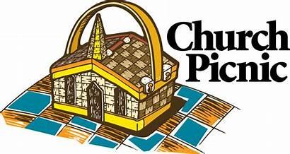 Picnic Clip Clipart Church Powerpoint Advertisement