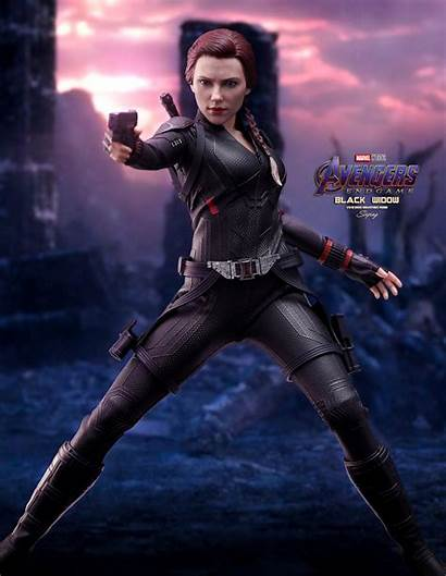 Widow Endgame Toys Cinematic Action Splendida Nerdpool