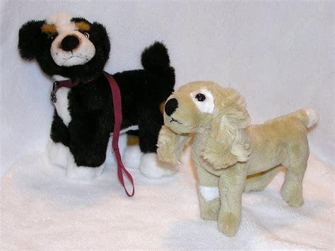 American Girl Doll Sprocket Bernese Mountain Dog & Jip