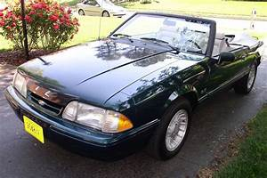 """Changed Plans: 1990 Ford Mustang """"7-Up Edition"""""""