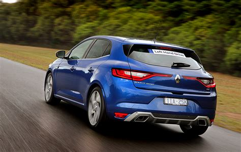 renault hatchback 2017 2017 renault megane pricing and specs all new hatch hits