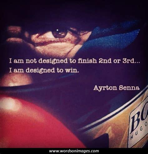 Inspirational Ayrton Senna Quotes / Ayrton Senna Race Car ...