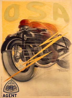 vintage motorcycle prints pelican parts forums
