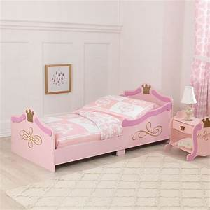 Enfant Lit Fille : lit pour enfant princesse ~ Teatrodelosmanantiales.com Idées de Décoration