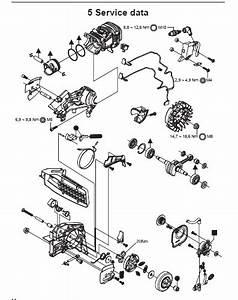 Husqvarna T435 Chainsaw Repair Manual