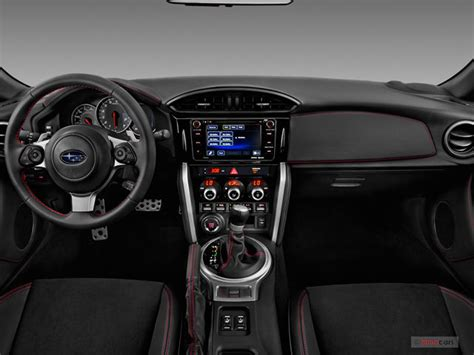 subaru brz interior subaru brz prices reviews and pictures u s news