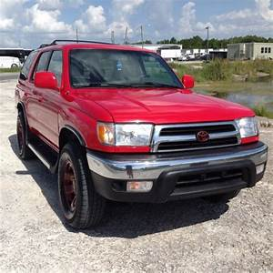 2000 Toyota 4runner Sr5 Rare 5 Speed Manual 4wd Excellent