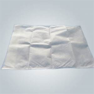 household disposable nonwoven pillow cases manufacturer With dust proof pillow case