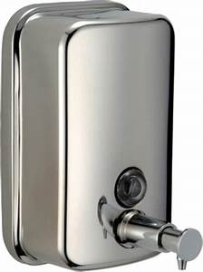 Silver Itradeimex Ss Soap Dispenser  Dimension  Size  800