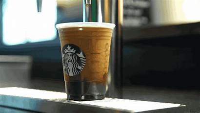 Starbucks Coffee Cold Nitro Brew Summer Menu
