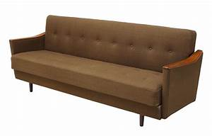 danish mid century modern teak sleeper sofa bed june With danish modern sofa bed