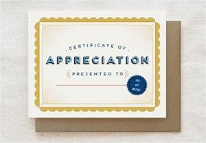 employee recognition certificates sample thank you certificate template 10 documents