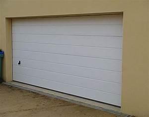 porte de garage With grande porte de garage sectionnelle
