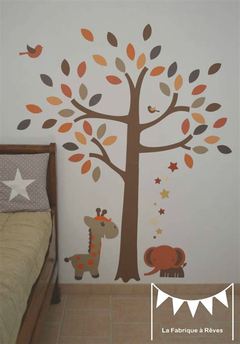 stickers chambre bb stickers dcoration chambre bb oversize koala ours mur