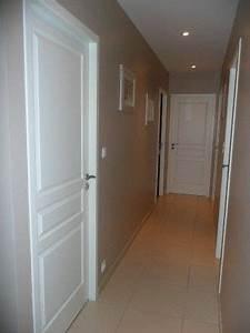 couloir album With quelle couleur de peinture pour un hall d entree 5 couloir 3 photos chouchouhouse