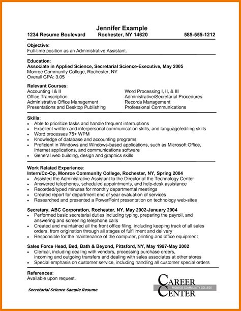 Professional Resume Management Position by 8 Resume Objective Management Position Budget Reporting