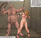 Russian comics about bondage