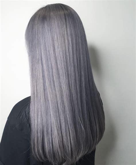 cat rambut pertama