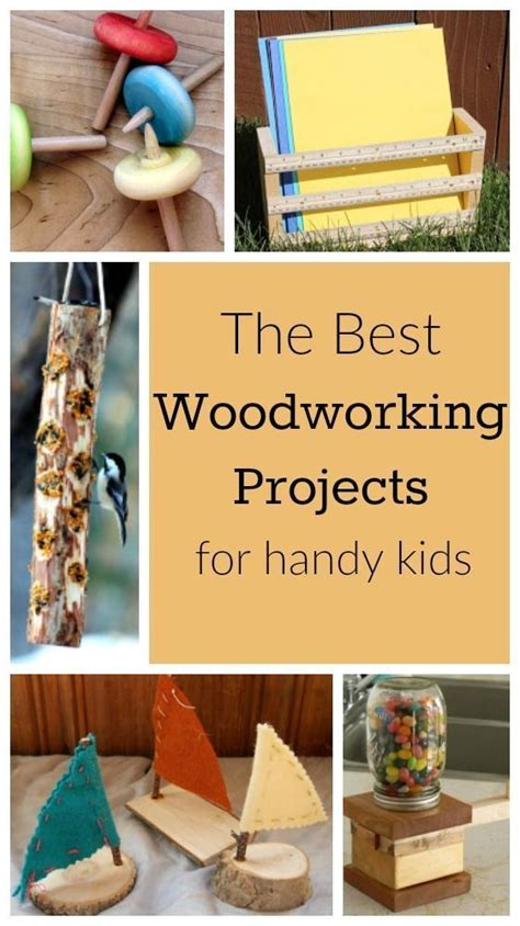 incredible woodworking projects  handy kids diy