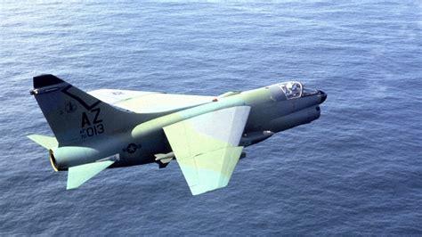 wallpaper ltv   corsair ii jet attack fighter