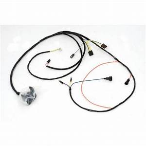 Chevelle Engine Wiring Harness  6 Cylinder  For Cars With
