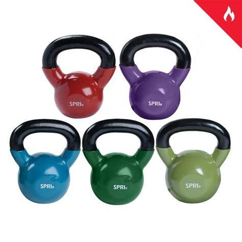 kettlebell heavy variety pack spri lifters weights kettlebells workout