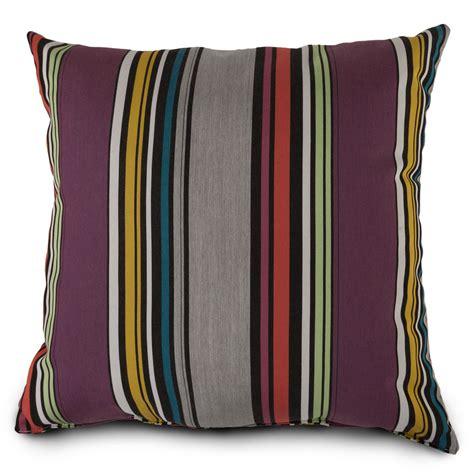 sunbrella outdoor pillows icon mystique sunbrella outdoor pillow dfohome