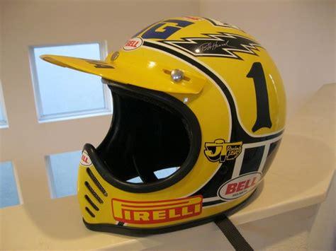 vintage motocross helmet 38 fantastiche immagini su vintage helmets su pinterest