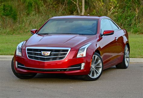 Cadillac Ats 2 0 Turbo 0 60 by 2015 Cadillac Ats Coupe 2 0 Turbo Premium Review Test Drive