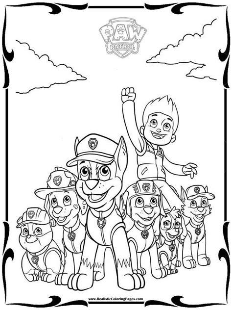 Kleurplaat Roblox Dj by Paw Patrol Free Coloring Pages
